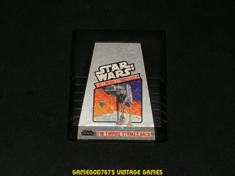 Star Wars The Empire Strikes Back - Atari 2600