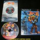 Jak II - Sony PS2 - Complete CIB - Black Label Release