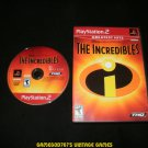 Incredibles - Sony PS2 - With Box