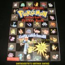 Official Pokemon Collector's Sticker Book - Maria S. Barbo (1999) - Paperback