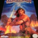 Wizards & Warriors II Poster - Acclaim (1989)