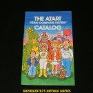 Atari 1980 Catalog - Revision D