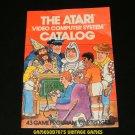 Atari 1981 Catalog - Revision B