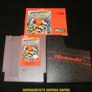 Dash Galaxy In The Alien Asylum - Nintendo NES - With Manual & Cartridge Sleeve