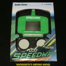 Speedway LCD Game - Vintage Handheld - Radio Shack 1991 - Brand New