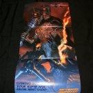 Killer Instinct Poster - Nintendo Power August, 1995 - Never Used