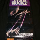 Star Wars Poster - Nintendo Power August, 1991 - Never Used