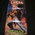 Turok Poster - Nintendo Power September, 1996 - Never Used
