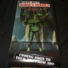 Army Men Sarge's Heroes Poster - Nintendo Power June, 1999 - Never Used