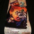 Earthworm Jim 2 Poster - Nintendo Power December, 1995 - Never Used