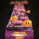 Faceball 2000 Poster - Nintendo Power November, 1991 - Never Used