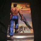 Turok 2 Poster - Nintendo Power September, 1998 - Never Used