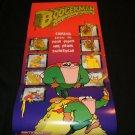 Boogerman Jim 2 Poster - Nintendo Power July, 1995 - Never Used