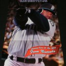 Major League Baseball Featuring Ken Griffey Jr Poster - Nintendo Power July, 1997 - Never Used