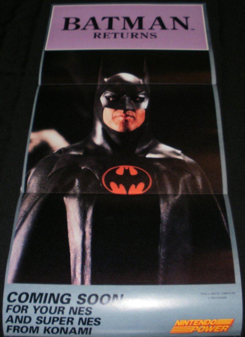 nes batman returns