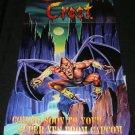 Demon's Crest Poster - Nintendo Power November, 1994 - Never Used