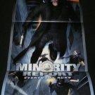Minority Report Everybody Runs Poster - Nintendo Power June, 2002 - Never Used