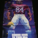 Madden 64 Poster - Nintendo Power October, 1997 - Never Used
