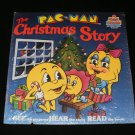 Pac-man Christmas Story - 33 1/3 RPM Record - Kid Stuff Records 1983 - Brand New