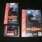Mortal Kombat II - Sega Genesis - Complete CIB