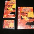Samurai Shodown - Sega Genesis - Complete CIB