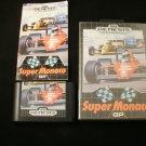 Super Monaco GP - Sega Genesis - Complete CIB