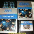 Star Raiders - Atari 5200 - Complete CIB