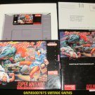 Street Fighter II - SNES Super Nintendo - Complete CIB