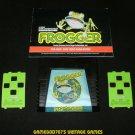 Frogger - Atari 5200 - With Manual & Overlays