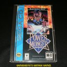 Power Monger - Sega CD - Complete CIB