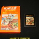 Home Run - Atari 2600 - With Box