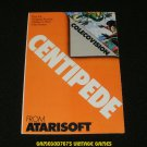 Centipede - ColecoVision - Manual Only