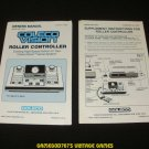 Roller Controller - ColecoVision - Manual Only