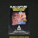 Flag Capture - Atari 2600 - Manual Only