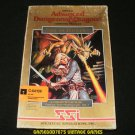 Advanced Dungeons & Dragons Pool of Radiance - Commodore 64 - Complete CIB