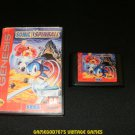 Sonic the Hedgehog Spinball - Sega Genesis - With Box