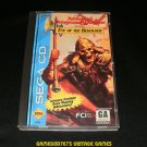 Advanced Dungeons & Dragons Eye of the Beholder - Sega CD - Complete CIB