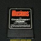 Illusions - Colecovision - Rare