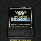 Super Action Baseball - Colecovision