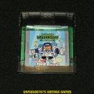 Dexter's Laboratory Robot Rampage - Nintendo Gameboy Color