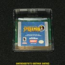 Spider-Man 2 The Sinister Six - Nintendo Gameboy Color