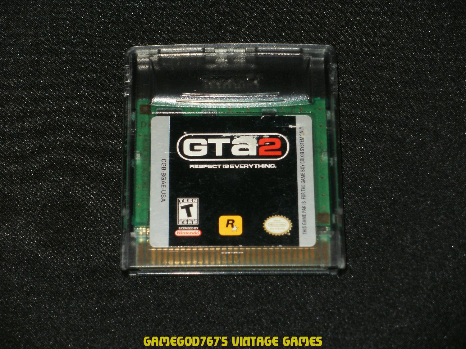 Gta 2 gameboy color - Gta 2 Gameboy Color 17
