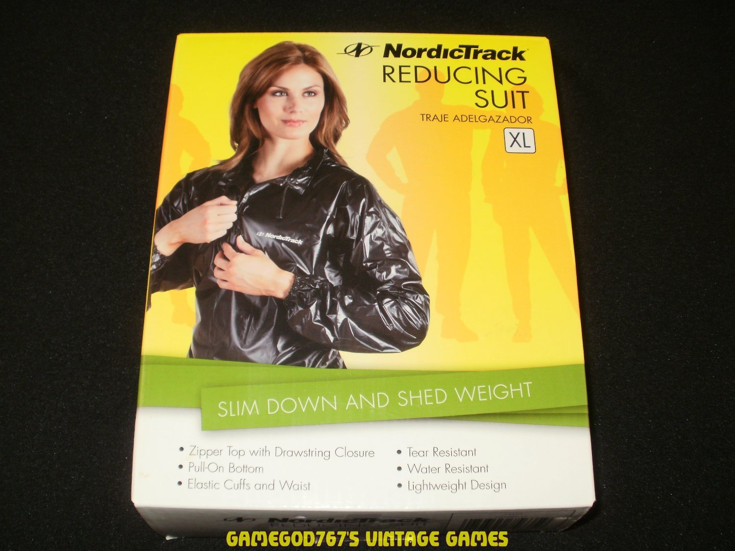 NordicTrack Reducing Suit - Size XL - Brand New
