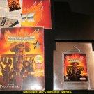 Firehawk - Nintendo NES - With Cartridge Sleeve & Poster