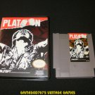 Platoon - Nintendo NES - With New Bit Box Case