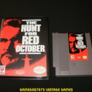 Hunt for Red October - Nintendo NES - With New Bit Box Case