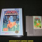 Ikari Warriors - Nintendo NES - With New Bit Box Case