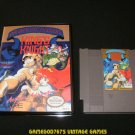 King's Knight - Nintendo NES - With New Bit Box Case
