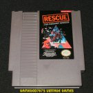 Rescue The Embassy Mission - Nintendo NES