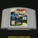 NASCAR 2000 - N64 Nintendo